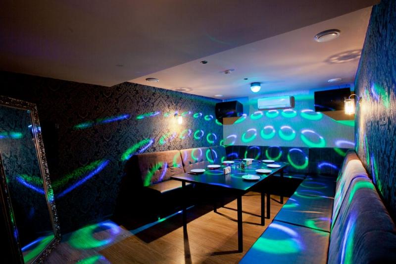 Караоке-кафе недорого с отдельными комнатами «Эхо»